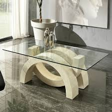 Italian Design Coffee Tables Italian Glass Coffee Tables Coffetable