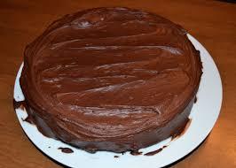 Homemade Chocolate Cake Durmes Gumuna