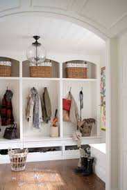 Coat Rack With Storage Baskets Decorations Nice Looking Hall Bench With White Wicker Basket 95