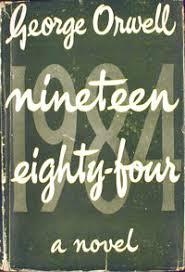 George Orwell / Джордж Оруэлл - NINETEEN EIGHTY-FOUR / 1984 ...