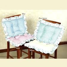 blue kitchen chair pads kitchen chair pads chair cushions for dining chairs um size of chairs