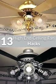 bedroom ceiling fan light fixtures ways to upgrade your boring ceiling fan on a budget bedroom