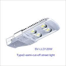 Street Light Photometrics Hot Item 120w High Quality Led Road Luminaire Semi Cutoff