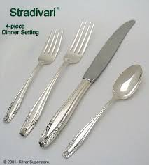 Wallace Sterling Patterns Classy Wallace Sterling Silver Flatware Patterns Stradivari Wallace