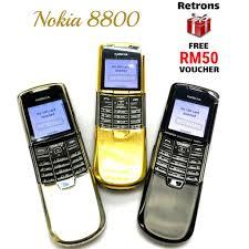 🇲🇾 Original Nokia 8800