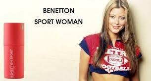 <b>Benetton Sport Women</b> - <b>Туалетная</b> вода | Makeupstore.ru