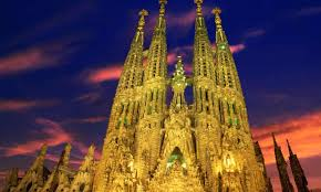 Gaudí once stated that it is made by the people and is mirrored in them. Barcelona S Sagrada Familia Gaudi S Cathedral For The Poor A History Of Cities In 50 Buildings Day 49 Cities The Guardian