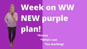 Weight Watchers Turnaround Program Points Chart Weight Watchers Purple Plan Everything You Need To Know