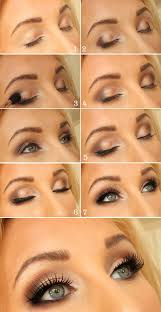 this everyday eye makeup looks absolutely gorgeous and can be worn both in the day or at night the colours are natural enough for it to be a great everyday