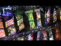 Vending Machines In Schools Pros Enchanting Schools Becoming Junk Food Free YouTube