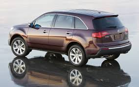Acura MDX SUV Wallpapers, Specs and More