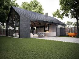 Amazing Modern Pole Barn House 27 For Small Home Remodel Ideas with Modern  Pole Barn House