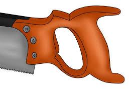 tenon saw parts. handle of hand saw tenon parts