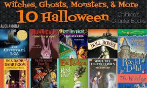 witches ghosts monsterore in 10 great chapter books for kids