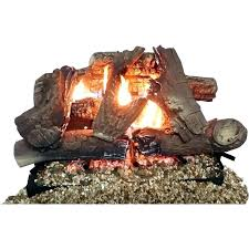 gas logs cost propane gas fireplace logs installation cost