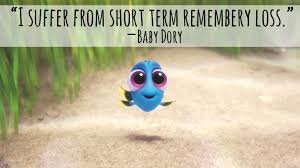 Dory Quotes Finding Dory Quotes Entire LIST of the BEST movie lines in the 8
