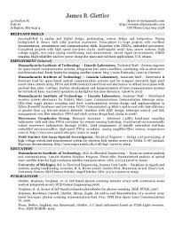 Preview image of Resume