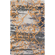 pacific holly gray 8 ft x 10 ft indoor area rug