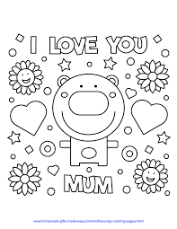 Uk coins resource featuring posters and differentiated no prep printables for british teachers. 57 Best Mother S Day Coloring Pages Free Printables
