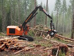 Barko 270b A Logging Processor Built With Purpose Equipment Journal