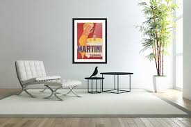 martini vermouth torino poster picture frame printing on martini and rossi wall art with martini vermouth torino poster vintage poster canvas