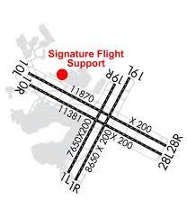 Sfo Runway Chart Airport Fbo Info For Ksfo San Francisco Intl San Francisco Ca
