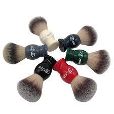 china jdk amazon hot sle synthetic hair shaving brush with acrylic handle for shaver china shaving brushes china shaving brushes
