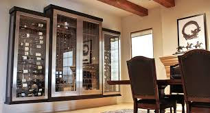custom wine cabinets.  Cabinets Custom Wine Cabinets With IWA Accessories