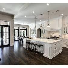 dark hardwood floors love the contrast of white and dark wood floors by estate homes my
