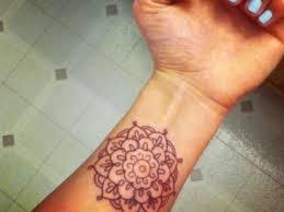 Tetování Na Zápěstí Dívky Tetování Dívky Na Zápěstí