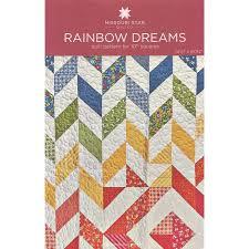 Rainbow Dreams Quilt Pattern by MSQC - MSQC - MSQC | quilting ... & Rainbow Dreams Quilt Pattern by MSQC - MSQC - MSQC Adamdwight.com