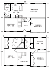 simple 2 story floor plans. Brilliant Story Unique Simple 2 Story House Plans 6 Floor For I