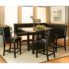 Chatham Counter Height Corner Dining Nook Set Cramco FurniturePick