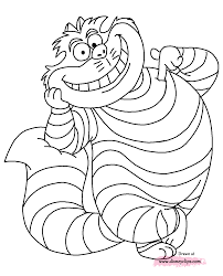 Small Picture Cheshire Cat Coloring Page Home For Pages Zimeon Me At s urlme