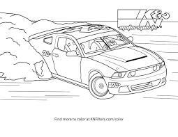 Car Coloring Pages For Preschoolers Unique Kn Printable Coloring