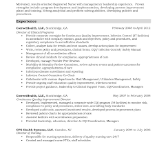 Medical Surgical Nursing Resume Sample Resume Templates Rnple Objective Experience Best Of Registered Nurse 44