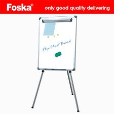 Chart Paper Stand Hot Item Foska Sfa216 1 Good Quality Flip Chart Stand Writing White Board