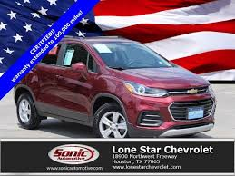 Used 2017 Chevrolet Trax LT For Sale in Houston TX | Stock: BHL146101