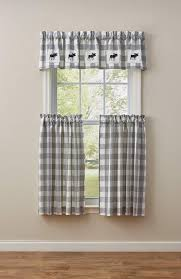 Park Designs Curtains And Valances Wicklow Garnet White Curtain Collection By Park Designs