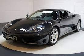 Ferrari 360 Schaltgetriebe 49 016 Km 2000 Zum Kauf Bei Erclassics