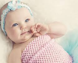 1280x1024 Cute Baby With Blue Eyes ...