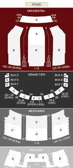 Capitol Theater Slc Seating Chart Capitol Theatre Salt Lake City Ut Seating Chart Stage