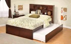 queen platform bed with trundle. Exellent With Platform Trundle Bed Throughout Queen With D