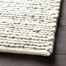 rugs target wool area rug pad 3x5 natural gray