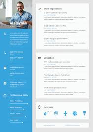 metarial design cv ui profile resume design ui ux metarial design cv ui profile resume
