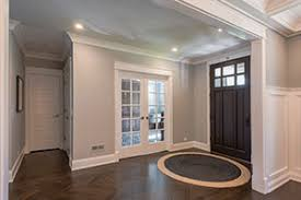 classic entry door 5panel paint grade mdf single powder room door and divided office entry doors72 office