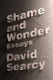 shame and wonder essays by david searcy sfgate shame and wonder essays by david searcy sfgate