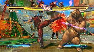 Street Fighter X Tekken pc-ის სურათის შედეგი