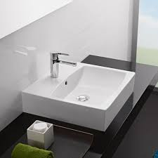 faucet narrow modern bathroom sinks interesting skirt ideas high end antique spaces drop in porcelain styles