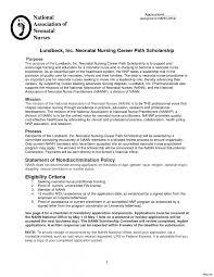 New Graduate Registered Nurse Resume Adorable Resume Resume Sample For Nurses Registered Nurse Example Nursing